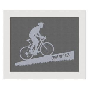 roadie light silver and grey shut up legs 10x8 landscape